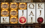 New Microgaming slot: Game of Thrones